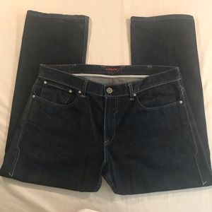 Levi's Red tab straight jeans M 38x30